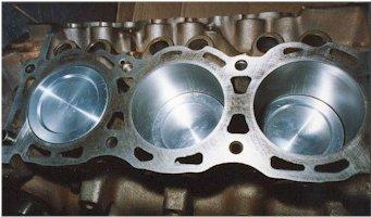 Ultimaxblock on Ford Cologne V6 Engine